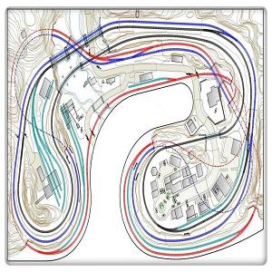 railway planning software